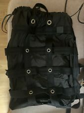 DUNHILL Black Radial MK2 Backpack Rucksack. RRP £825. Great Condition.