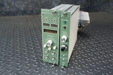 Nuclear Data ND595 DDS and ND599 LFC NIM BIN Module