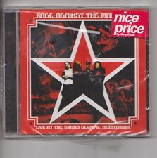 LIVE AT THE GRAND OLYMPIC AUDITORIUM - RAGE AGAINST THE MACHINE (CD)