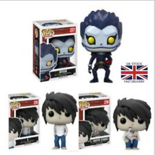 UK UFunko pop Death Note Anime RYUK Action Figure Collection Model Toy Gifts