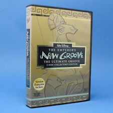 The Emperor's New Groove - Ultimate 2 Disc Collector's Edition DVD - Bilingual