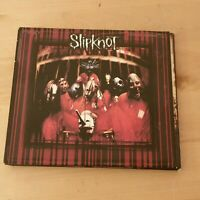 SIPKNOT - SLIPKNOT - CD DIGIPAK 1999 Original Edition WITH BONUS TRACKS