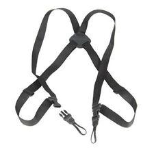 OP/TECH USA Adjustable DSLR Camera/ Binoculars Shoulders Strap Harness Webbing