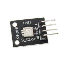 FREEPOST Keyes para armar uno mismo de 3 colores RGB SMD LED Módulo para Arduino chip de 13 un