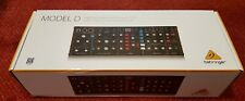 Behringer Model D Analogue Synthesizer (ZB916) pristine condition
