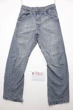 Levi's Engineered 619 jeans usato (Cod.E750) Tg.45 W31 L34   con rotture