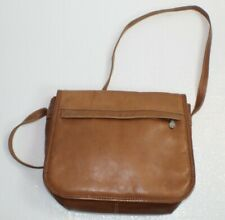 Piel Leather shoulder purse womens  made in Columbia