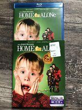 Home Alone (Blu-ray Disc, DVD 2-Disc Set) (no Digital)