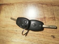 USED FOR RENAULT 2 BUTTON REMOTE CAR KEY FOB