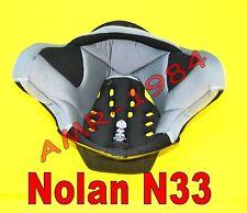 "INTERNO CLIMA COMFORT GREY per NOLAN N33  TAGLIA "" M "" 00377"