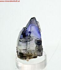 gemmy TANZANITE crystal Zoisit Tansanit  MERELANI Manyara Tansania Afrika