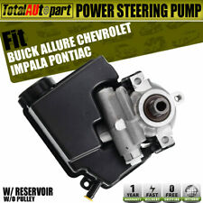 Power Steering Pump with Reservoir for Buick LaCrosse Allure Chevrolet Pontiac