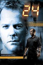 Poster 24 Jack Bauer Twenty Four Kiefer Sutherland