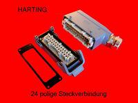 Harting 24pol Steckverbinder Elektronik & Messtechnik Sonstige Stecker & Zubehör