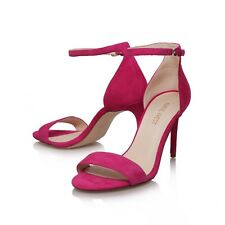 Nine West RAVE Sandals- Pink UK 8 EU 41 US 10 JS45 54