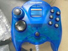 Sega Dreamcast CONTROLLER Control Pad Joystick Stick Arcade + Jump Rumble pack