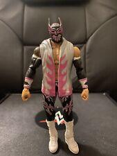 WWE Mattel Figure Lot Elite 44 Sin Cara w Jacket Wrestling