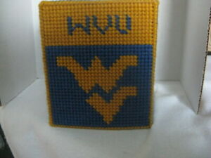 Sports Tissue Box Cover ~ Handcrafted ~ **Gift Idea ~ Mountaineers