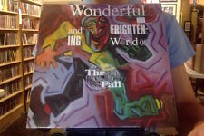 The Wonderful and Frightening World of the Fall LP sealed vinyl RE reissue