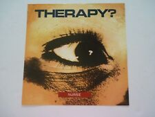 Therapy? Nurse LP Record Photo Flat 12X12 Poster