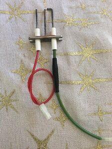 Électrode allumage ionisation cd25/32 après 07 - FRISQUET : F3AA40944