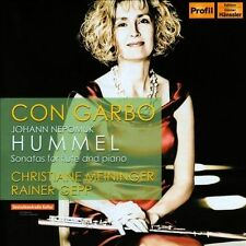 Hummel: Con Garbo, New Music