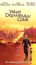 What Dreams May Come (VHS, 1999, Digitally Mastered Closed Captioned)