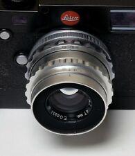 Kodak Ektar 47 2.0 lens  Leica M mount
