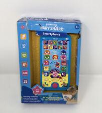 Pinkfong Baby Shark Smartphone Educational Preschool Toy age 3+ ( Minor Damage)