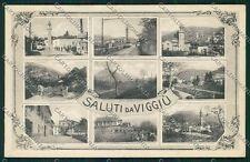 Varese Viggiù Saluti da cartolina QQ6890