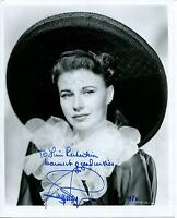 Ginger Rogers Autograph Academy Award Win Actress Dancer Singer Signed Photo