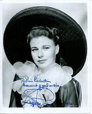 GINGER ROGERS ACADEMY AWARD WINNING ACTRESS DANCER SINGER SIGNED AUTOGRAPH PHOTO