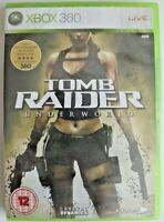 Xbox 360 - Tomb Raider Underworld - Sealed