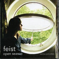 Feist - Open Season (European Version) [New CD] Germany - Import