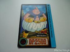 Carte originale Dragon Ball Z Carddass DP N°165 - 811 / Version Française