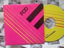 Various Artists FreeCompactDisc The Guardian – FCD 004 UK Promo CD Album