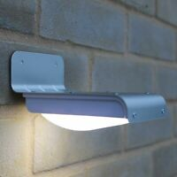 16LED Solar Power Motion Sensor Garden Security Lamp Outdoor Wall Light US