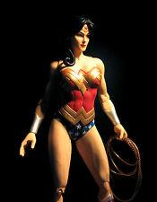 DC:WONDER WOMAN series 1: WONDER WOMAN figure -RARE (kotobukiya/superman/statue)