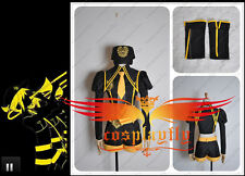 Vocaloid Kagamine Len Philosophy Of Love Female Adult Cosplay Costume Custom