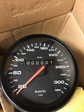 Porsche Turbo Tacho Geschwindigkeitsanzeige Speedometer 964 993  NEU 320km/h