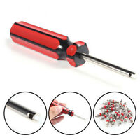 20 Pcs Tyre Valve Core With Remover Tool Schrader Car Bike Motorcycle Wheel