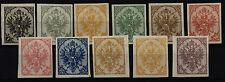 Ungebraucht-mit-Falz Briefmarken aus Bosnien und Herzegowina (bis 1945) auf Einzelmarke