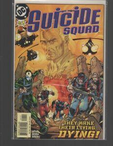 Suicide Squad #1 VF/NM 2001 DC comic DCEU Harley Quinn James Gunn