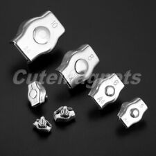 Simplex Single Bolt Clip Cable Clamp for Wire Rope for Hoisting Machine Part Kit