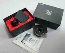 Ricoh GR 21/3.5 GR21 Lens L39 Mount in Box for Leica Konica Voigtlander Camera