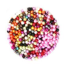 Lot 50 Perle imitation Brillant 4mm Mix Creation Bijox, Collier ...