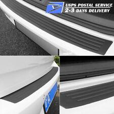1pcs Accessories Car Rubber Rear Guard Bumper Protector Trim Cover Us Shipping Fits 2007 Sportage