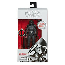 FIRST EDITION Black Series Second Sister Inquisitor (Jedi: Fallen Order)#95 MINT