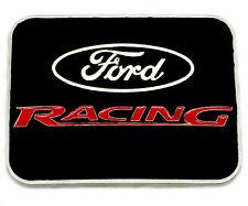 FORD RACING Cintura Fibbia AUTHENTIC Licenza Ufficiale Prodotto performance auto