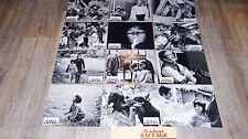 francois truffaut L'ENFANT SAUVAGE !   jeu de 12 photos cinema lobby card 1969